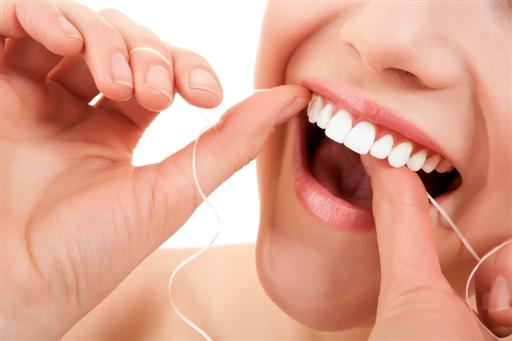 How to Use Dental Floss [VIDEO]